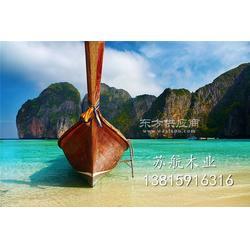 4m泰国象鼻船 马尔代夫游船 欧式手划船 旅游观光船 款式可定制图片