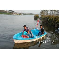 3.8米玻璃钢手划船 农用玻璃钢小渔船 塑料钓鱼船 苏航制造图片