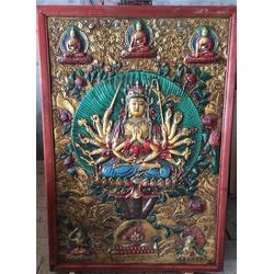 唐卡-铜雕唐卡-冯氏石雕(优质商家)图片