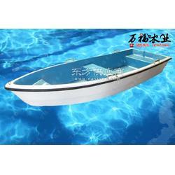 热销河面垂钓捕鱼型小船 玻璃钢钓鱼船垂钓船图片