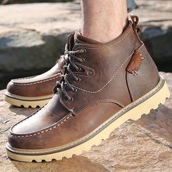 男英伦皮鞋_洛巴牛鞋业(在线咨询)_英伦皮鞋图片