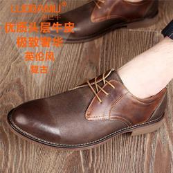 洛巴牛鞋业(图)|英伦皮鞋 男 尖头|英伦皮鞋图片
