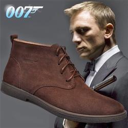 洛巴牛鞋业 高帮鞋怎么系鞋带-高帮鞋图片
