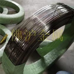 供应优质304不锈钢扁线316不锈钢弹簧线调直细线线图片