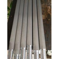 佛沪环保铝棒总代理 φ38.2mm网纹铝棒滚花定制图片