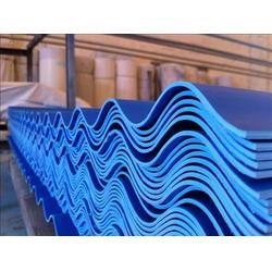 波形树脂瓦|虹波塑料厂|远安树脂瓦图片