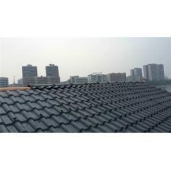 全州树脂瓦、屋顶树脂瓦、虹波塑料厂(优质商家)图片