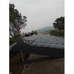 古建小青瓦、虹波塑料厂(在线咨询)、浓县小青瓦图片