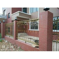 居室内组装铁艺栏杆扶手护栏,户外锻打铁艺栏杆扶手护栏效果图图片