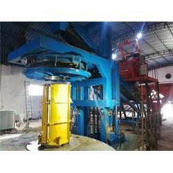 旭辰水泥制管设备 宁夏径向挤压自动制管机工艺参数图片