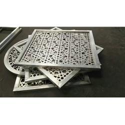 穿孔铝单板-山东鑫创金属-驻马店铝单板