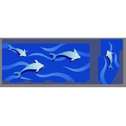 陶瓷马赛克生产拼图拼花图片