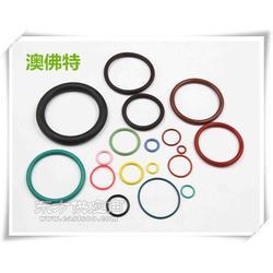 厂家供应耐汽油橡胶O型密封圈图片