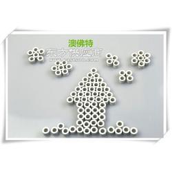 厂家加工耐酸碱白色三元已丙橡胶密封件图片