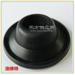 圆柱形硅橡胶套防撞橡胶套矩形橡胶套生产厂家图片