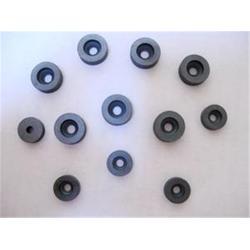 生产环形铁氧体磁体 顶立磁钢热情服务 威海环形铁氧体磁体图片