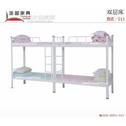 上下床 连盈家具 高温烤漆 不易脱漆生锈图片