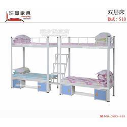 双层铁床供应商连盈家具图片