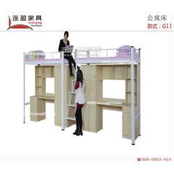 上下学生床连盈家具物流送货上门图片