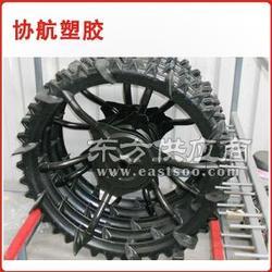实心轮胎生产图片