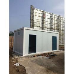 集装箱框架生产,芦台集装箱框架,捷维诺拼装箱框架厂家图片