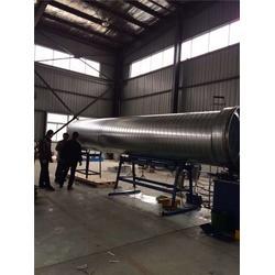 北京螺旋风管选捷维诺、圆形螺旋风管、密云螺旋风管图片