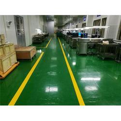 耐磨环氧地坪漆、天脉化学厂家、陕西环氧地坪漆图片