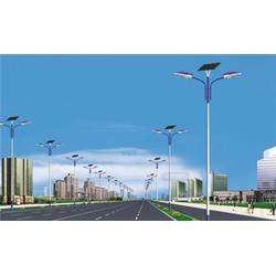 太阳能庭院灯介绍 陕西森泰新能源 商洛太阳能庭院灯图片