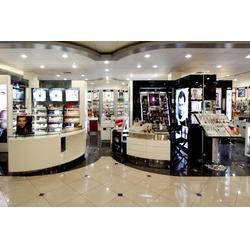 九华展柜(图)、化妆品展架设计、化妆品展架图片