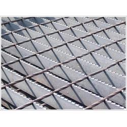 安平热镀锌钢格板 热镀锌钢格板 江恒热镀锌钢格板厂图片