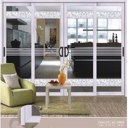 吊轨门结构、吊轨门、慕尼门窗图片