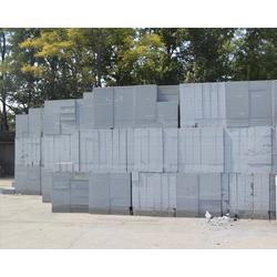 咸阳砌块、太原业臻新型建材公司、加气混凝土砌块尺寸图片