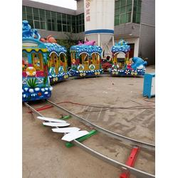 公园儿童小火车_公园儿童小火车_万达游乐设备图片