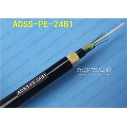 ADSS16芯定制品牌300跨距通信光缆图片