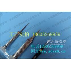 ADSS48芯性价比高140截面通信光缆厂家图片