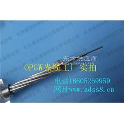 OPGW4芯品質保證100檔距通信光纜廠家圖片