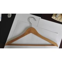 木质女装衣架订做、黄弟衣架厂(在线咨询)、木质女装衣架图片