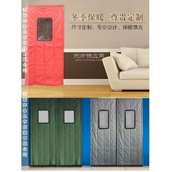 帆布、牛津布棉门帘,大棚使用保温被,家用防水门帘图片