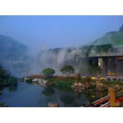 景观造雾、铭田喷雾知名企业、知名景观造雾厂家图片