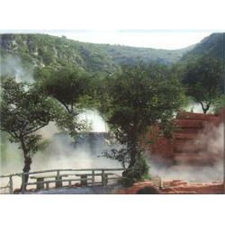 假山景观造雾工程_江门景观造雾_铭田喷雾知名企业(图)图片