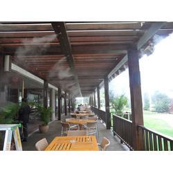 铭田喷雾知名企业,韶关景观造雾,室外景观造雾系统图片