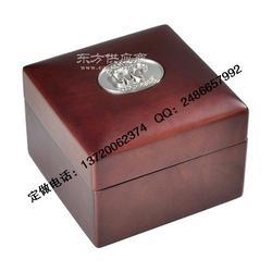 专业制作欧式木盒厂家高端pvc木盒公司高端印章木盒厂家图片