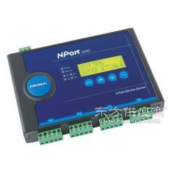 台湾MOXA NPort 5430串口服务器代理商图片