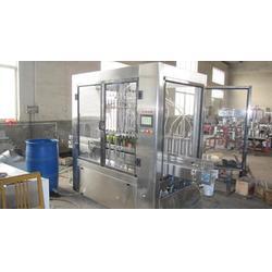 青州鲁泰机械、油类灌装机、全自动油类灌装机图片