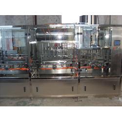 果酒灌装机,青州鲁泰机械,全自动果酒灌装机图片