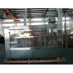 青州鲁泰机械,酒类灌装机,米酒类灌装机图片