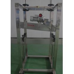 封口机、青州鲁泰机械(图)、全自动理盖压盖封口机图片