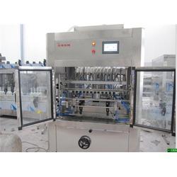 酒类灌装机,青州鲁泰机械,保健酒类灌装机图片