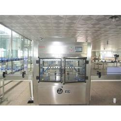 泰安食用油灌装机|青州鲁泰机械(优质商家)|4头食用油灌装机图片