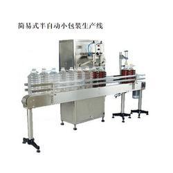 青州鲁泰机械(多图)、菜籽油灌装机、内蒙古油灌装机图片